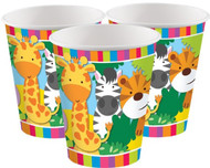 Animal Friends Party Cups
