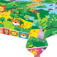 Animal Friends Party Tablecover