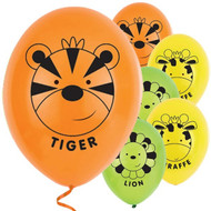 Animal Friends Party Balloons