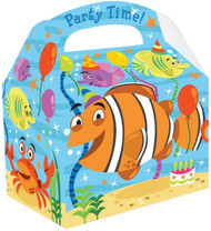 Under The Sea Party Box - 10 Pack