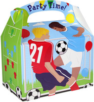 Football Party Box - 10 Pack