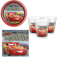 Disney Cars Party Tableware Set