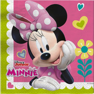 Disney Minnie Mouse Party Napkins