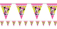 Disney Minnie Mouse Party Bunting