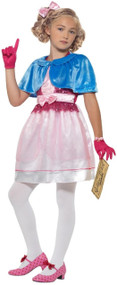 Girls Veruca Salt Fancy Dress Costume