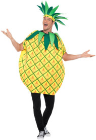 Adult Pineapple Fancy Dress Costume