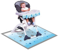Blue Star 1st Birthday Party Highchair Decorating Kit