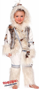 Boys Prestige Eskimo Fancy Dress Costume