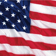 American Flag Party Napkins