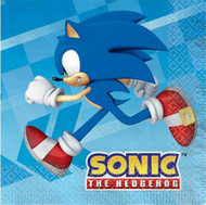 Sonic The Hedgehog Party Napkins