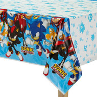 Sonic The Hedgehog Party Tablecover