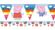 Peppa Pig Party Bunting