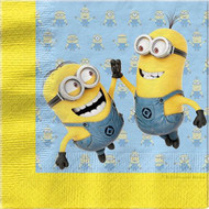 Minions Party Napkins