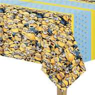 Minions Party Tablecover