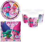 Trolls Party Tableware Set