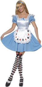 Ladies Sweet Alice Fancy Dress Costume