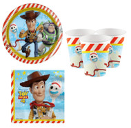 Toy Story 4 Party Tableware Set