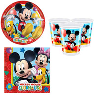 Mickey Mouse Clubhouse Tableware Set