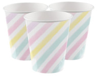 Pastel Unicorn Party Cups