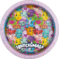 Hatchimals Party Plates