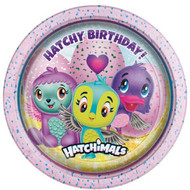 Hatchimals Party Dessert Plates