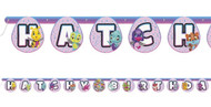 Hatchimals Party Banner