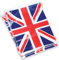Union Jack 7m Party Bunting
