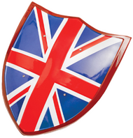 Boys Union Jack Fancy Dress Shield
