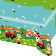 Farmyard Fun Party Tablecover