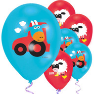 Farmyard Fun Party Balloons