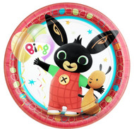 Bing Bunny Party Plates