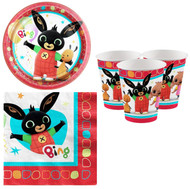 Bing Bunny Party Tableware Set