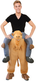 Adults Ride On Camel Fancy Dress Costume