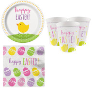 Easter Friends Party Tableware Set