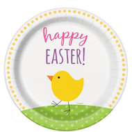 Easter Friends Party Plates