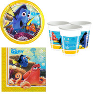 Finding Dory Party Tableware Set