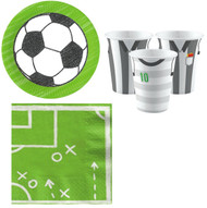 Football Party Tableware Set