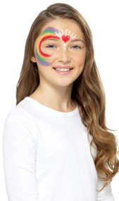 Child's Rainbow Make Up Kit