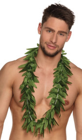 Adults Marijuana Fancy Dress Lei