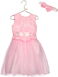 Baby Disney Boutique Aurora Occasion Dress