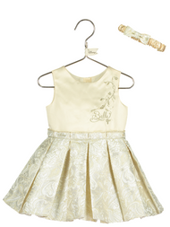 Baby Disney Boutique Belle Occasion Dress