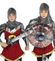 Child's Inflatable Medieval Fancy Dress Weapon Set