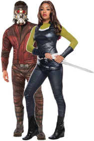 Couples Guardians Of The Galaxy Fancy Dress Costumes