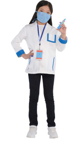 Child's Doctor Fancy Dress Costume Kit