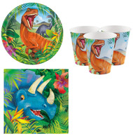 Dinosaur Party Tableware Set