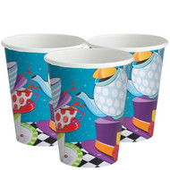 Mad Hatter Party Cups