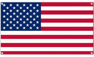 USA Large Flag Banner Party Decoration