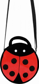 Ladies Ladybird Fancy Dress Bag
