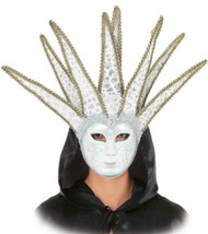 Adults Venetian Fancy Dress Mask