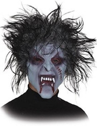 Mens Creepy Halloween Fancy Dress Mask